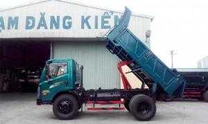 Xe ben 5 tấn 5 thùng 4.6 khối 2 cầu nhãn hiệu Chiến Thắng giá tốt .