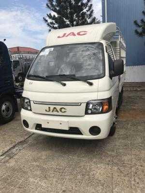 Xe tải JAC X5 tải trọng 990 kg máy dầu phiên bản 2018 mới nhất .