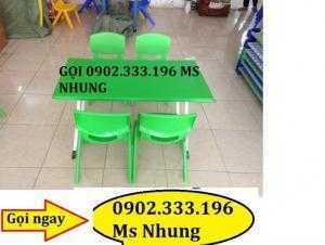 Cung cấp bàn ghế mầm non giá rẻ, bàn ghế mẫu giáo giá rẻ