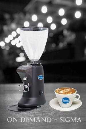 Thanh lý máy xay cà phê Carimali on Demand - Sigma.