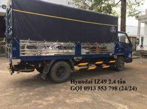 Bán xe tải Đô Thành IZ49 2.5 Tấn, trả trước...