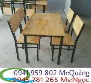 Chuyên cung cấp bàn ghế nhà hàng , quán ăn