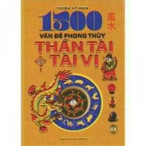 1500 vấn đề phong thủy Thần tài Tài vị