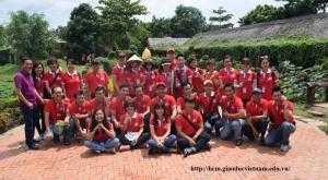 Lớp nghiệp vụ hướng dẫn viên du lịch