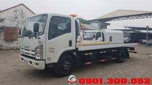 Xe Cứu hộ giao thông Isuzu NQR75L 5.5 tấn sàn...
