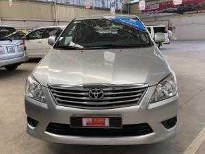 Toyota Innova 2013 số sàn xe 7 chỗ xe cho gia đình giá tiết kiệm cực ưu đãi