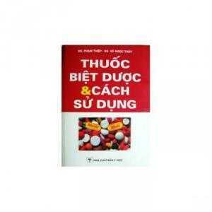Sách Thuốc Biệt dược và cách sử dụng
