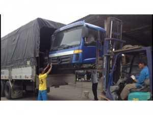 Bán Đầu Cabin Xe Tải Thaco Foton Auman, Tmt,...