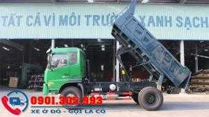 Xe ben Dongfeng 8 tấn thùng 7 khối giá hạt dẻ