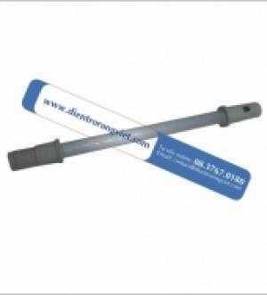 Điện trở sứ đen Phi 18*600mm/220V/300-350W + máng