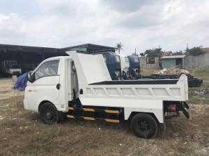 Xe tải ben Hyundai H150 1,5 tấn, chở được 1,6...