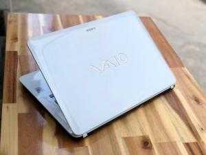 Laptop Sony Vaio Ultrabook SVF14, i3 4005U 4G SSD128 Vga 2G Cảm ứng Đẹp zin 100% giá rẻ