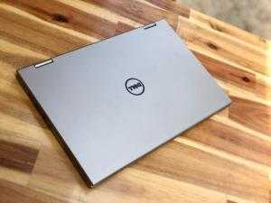 Laptop Dell Inspiron 3148, i3 4030U 4G 500G Toud xoay 360 độ 11in đẹp zin 100%