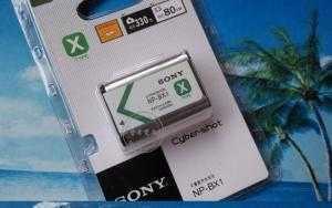 Pin máy ảnh Sony NP-BX1