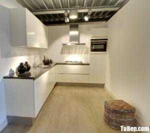 Tủ bếp chất liệu MDF Acrylic lõi xanh chống ẩm  – TBN0151