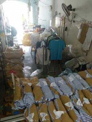 Xưởng áo thun đồng phục giá rẻ
