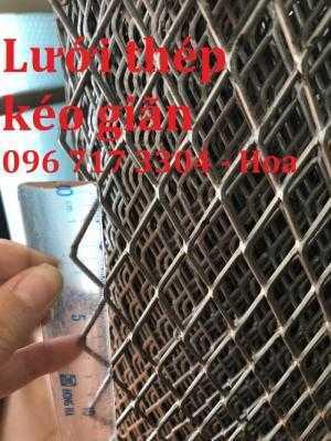 Lưới thép dập giãn XG32 giá rẻ