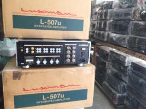 Bán chuyên ampli Luxman 507U đẹp long lanh,tuyển