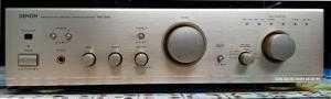 Ampli nội địa Nhật DENON PMA 390III, Made in Japan