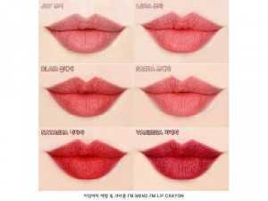 Son Lì Hàn Quốc I'm Lip Crayon
