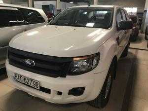 Ranger XL 2015 Full, 2 cầu điện, màu trắng, xe đẹp không lỗi, cực chất!!