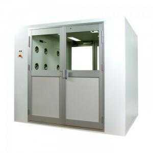 Buồng tắm khí - Air shower - phòng sạch