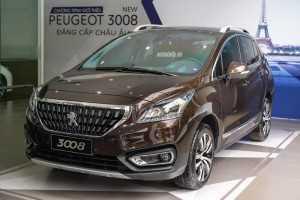 Peugeot 3008 phiên bản mới 2018
