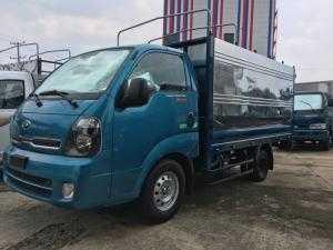 Tây ninh,bán xe Kia K250 thùng bạt tải 2.49 tấn, đời 2020, động cơ Hyundai