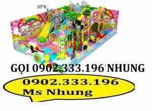 Chuyên cung cấp khu vui chơi liên hoàn giá rẻ