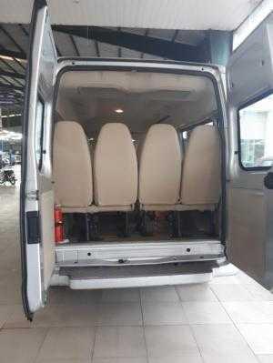 Bán Ford Transit sx 2014 xe chạy dịch vụ