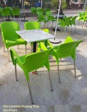 Ghế Nhựa Đúc Loại Lớn Ptn014