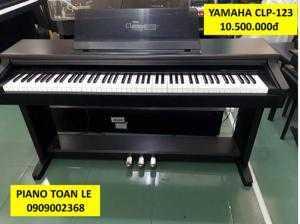 Đàn Piano điện Yamaha CLP-123 , giá rẻ bất ngờ - âm thanh xuất sắc!!!
