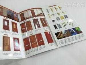 Thiết kế in brochure chuẩn quảng cáo với dịch vụ thiết kế