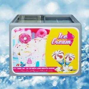 Tủ đông Thái Lan Sanden Intercool 300 lít