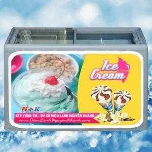 Tủ đông Thái Lan Sanden Intercool 400 lít