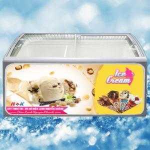 Tủ đông kem Sanden Intercool Thái Lan 500 lít