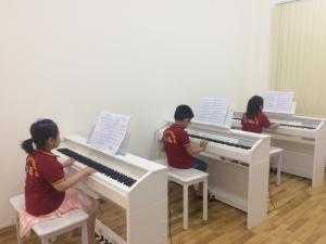 SiĐô Chiêu sinh các lớp Piano cho các bé từ 6 tuổi trở lên