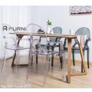 Bộ bàn ghế gỗ hiện đại đẹp giá rẻ dành cho căn hộ hay nhà hàng
