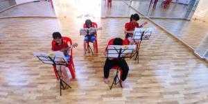 SiĐô Chiêu sinh các lớp Ukulele cho các bé từ 5 tuổi trở lên