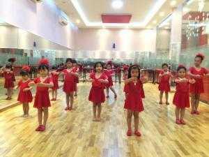 SiĐô Chiêu sinh các lớp Belly Dance cho các bé từ 4 tuổi trở lên