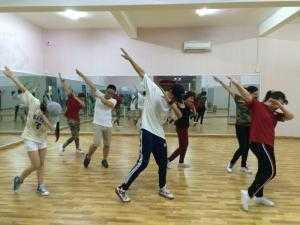 SiĐô Chiêu sinh các lớp Shuffle Dance cho các bé từ 10 tuổi trở lên