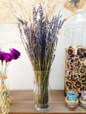 Hoa Khô Lavender Nguyên Bó 120 Cành NX3121