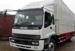 Xe thùng kín thùng dài 9m5 isuzu vinh phát FT160S FT160M FT160SL