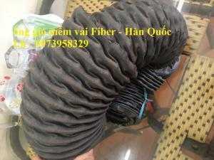 Sale kích sàn ống gió mềm vải Fiber Phi 100 , phi 120, phi 125, phi 150, phi 175 ..... phi 500 - ưu đãi