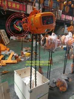 Palang xích điện juli 2 tấn 6 mét