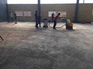 Mài sàn bê tông tại Bắc Ninh, Bắc Giang