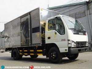 Xe tai Isuzu 1t9 rẻ nhất miền nam, xe tải Isuzu 1,9 Tấn trả góp, Xe issuzu 1T9 QKR77HE4 trả góp