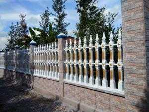 Hàng rào bê-tông ly tâm