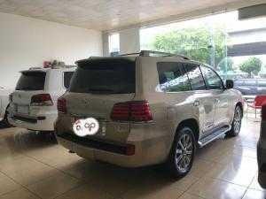 Bán Lexus LX570 nhập mỹ,sản xuất và đăng ký 2009 ,xe siêu đẹp,biển Hà Nội .