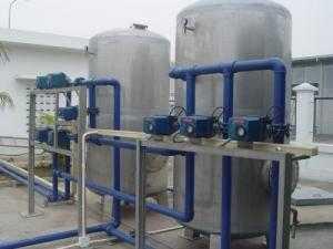 Xử lý nước sông, suối, nước mặt, giá rẻ, hệ thống ổn định dễ sử dụng